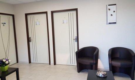 Hall d'accueil salon 4 et 5