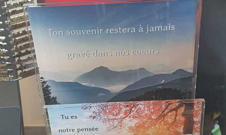 Nouveauté en articles funéraires à Foix, Saint-Paul-de-Jarrat et Varilhes